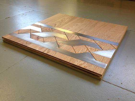 Marble Floor Inlay Cutting : Laser cutting news and metal folding at