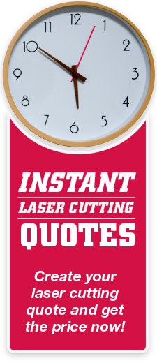Laser cutting quotes